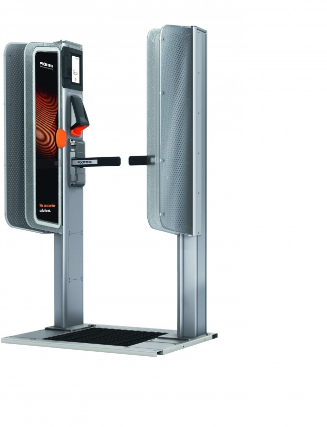 AX500 Smart Gate NG - Flap