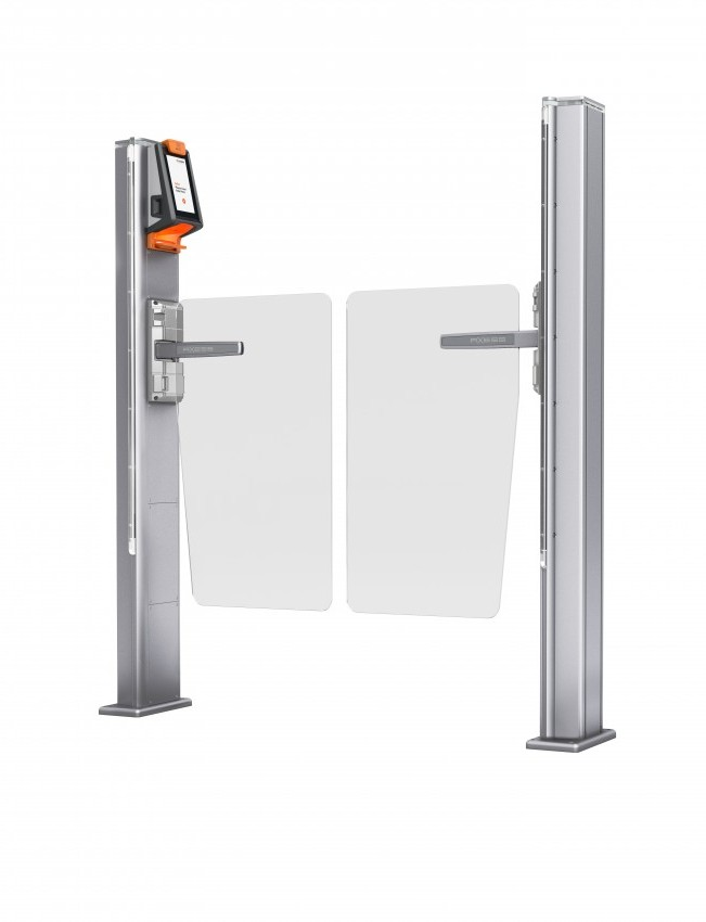 AX500 Smart Gate NG Flap Glass ADA