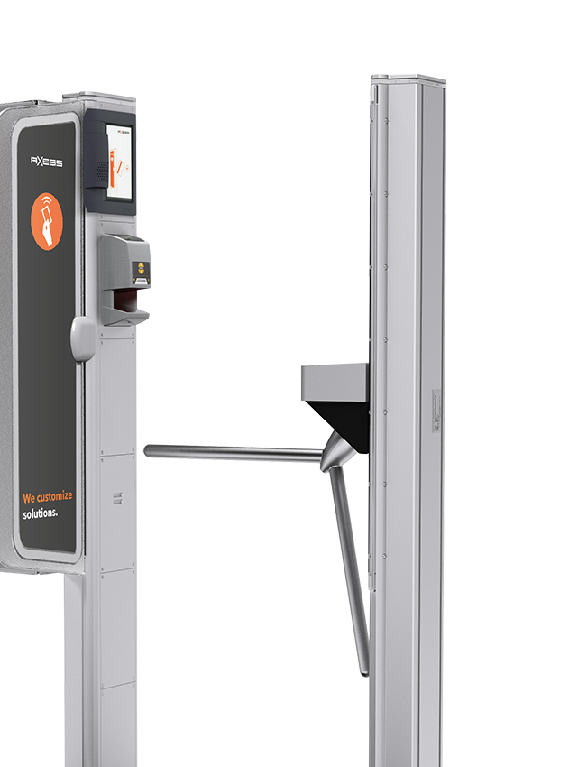 AX500 Smart Gate NG - Turnstile