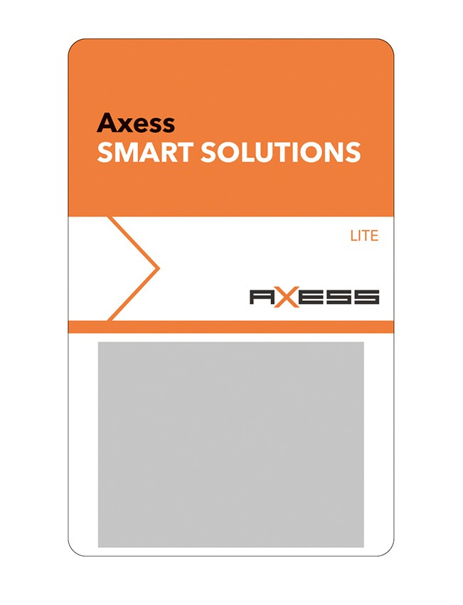 Axess Smart Card LITE